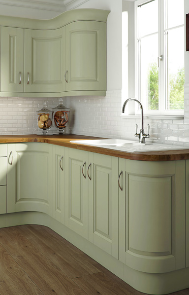 Heritage Kitchen - Chippendale Kitchens | Supplied and Installed by Kingsbury Kitchens